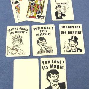 Jokers Six Card Monte