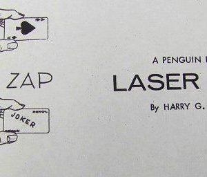 Laser Card (Harry G. Franke)