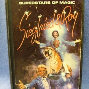 Louis Tannen's Catalog of Magic 13 (Siegfried and Roy)