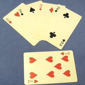 Lucky Card Dreamer