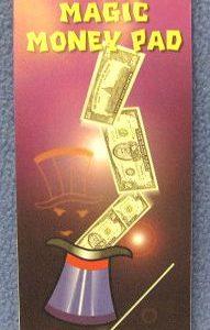 Magic Money Pad - 50 Dollar