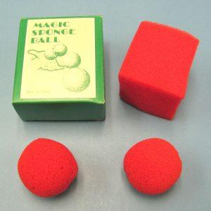 Magic Sponge Ball (Taiwan)
