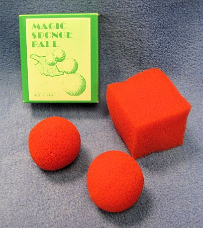 Magic Sponge Balls -Taiwan