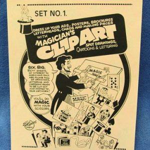 Magicians Clip Art 1 Ed Harris
