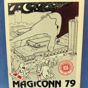 Magiconn 1979 Program Booklet