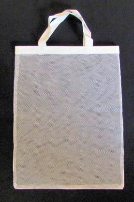 Mesh Forcing Bag With Handles
