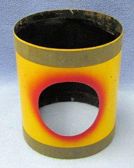 Outer Window Tube For U. F. Grant's Kuma Tubes