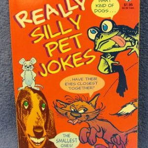Really Silly Pet Jokes by Jeff Rovin