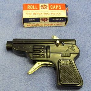 Sharpshooter - Gun, Caps, Instructions Only - Used