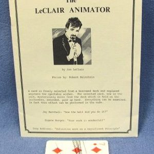 The LeClair Animator by Jon LeClair
