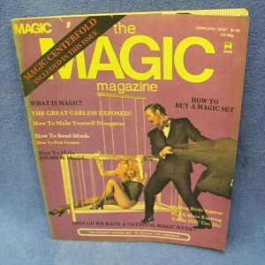 The Magic Magazine Feb 1976