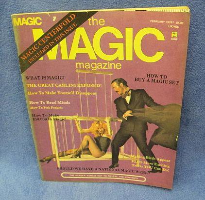 The Magic Magazine Feb 1976
