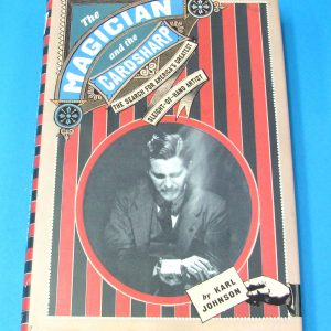 The Magician and the Cardsharp (Karl Johnson)