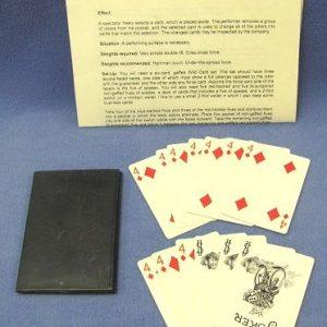 The Workingman's Wild Card Flip Hallema's Routine