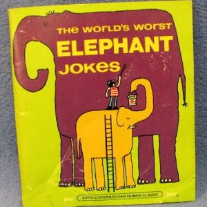 The Worlds Worst Elephant Jokes