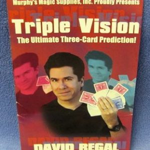 Triple Vision (David Regal)-1
