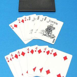 Workingman's Wild Card