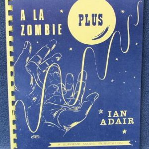 A La Zombie Plus by Ian Adair