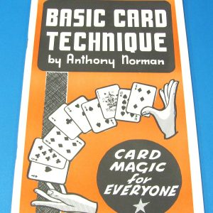 Basic Card Technique