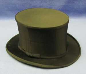 Collapsible Top Hat - Louis Tannen-2