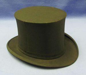 Collapsible Top Hat - Pemberton London (Antique)-2