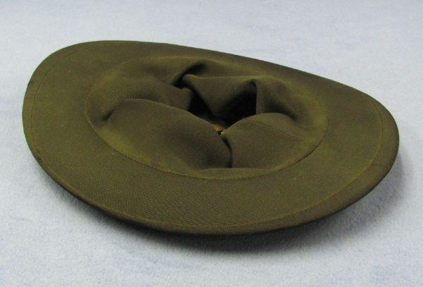 Collapsible Top Hat - Pemberton London (Antique)-3