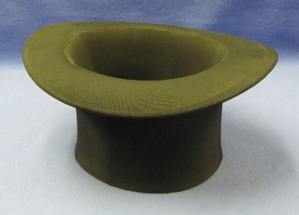 Collapsible Top Hat - Pemberton London (Antique)