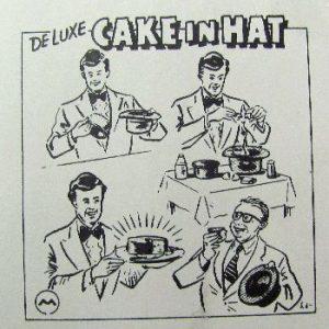 Deluxe Cake in Hat Pan - Morrissey