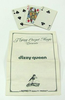 Dizzy Queen by Geoff Maltby