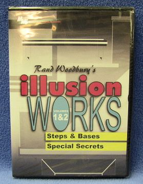 Illusion Works Volume 1 and 2 DVD by Rand Woodbury