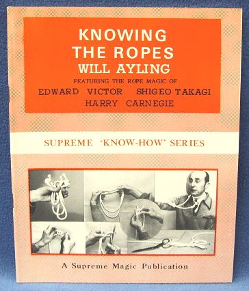 Knowing The Ropes by Will Ayling