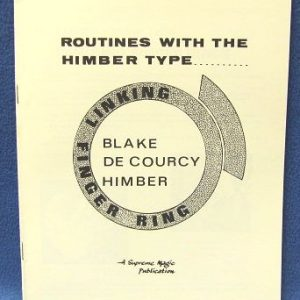 Routines With The Himber Type Linking Finger Ring