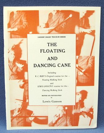 The Floating And Dancing Cane by Lewis Ganson
