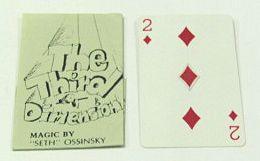 The Third Dimension by Seth Ossinsky