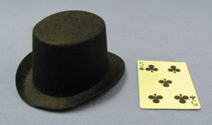 Top Hat - Mini - Felt-2