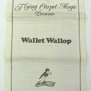 Wallet Wallop by Hen Fetsch