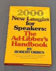 2000 New Laughs For Speakers - The Ad-Libbers Handbook