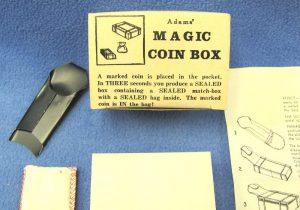 Adams' Magic Coin Box-2