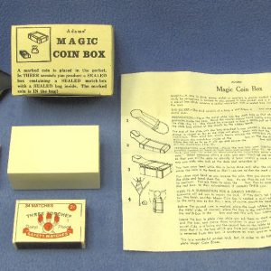 Adams' Magic Coin Box