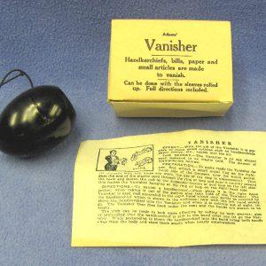 Adams' Vanisher With Box