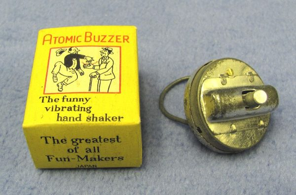 Atomic Buzzer - Japan