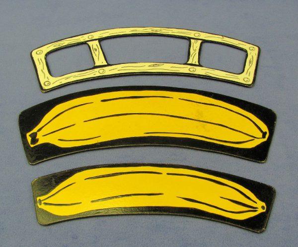 Banana Boomerang Set