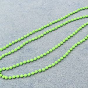 Bead Necklce - Green