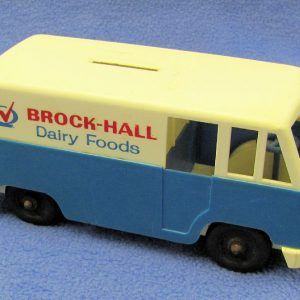 Brock Hall Dairy Foods Delivery Van Bank
