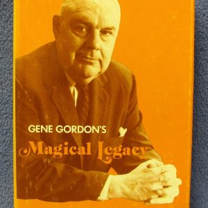 Gene Gordon's Magical Legacy