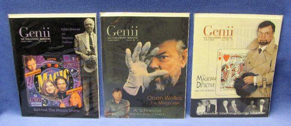 Genii Magazines Jan-Mar 2000