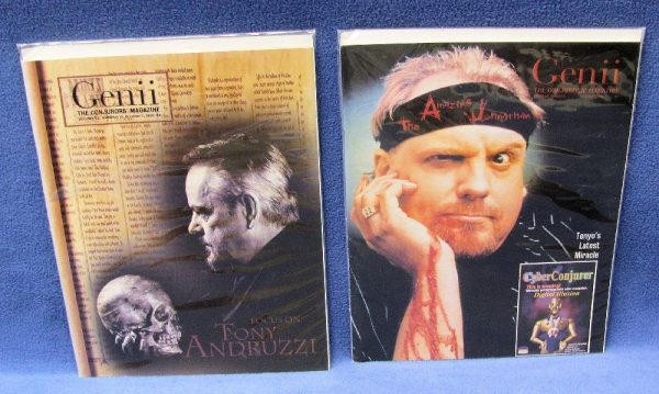 Genii Magazines Sept-Oct 2000