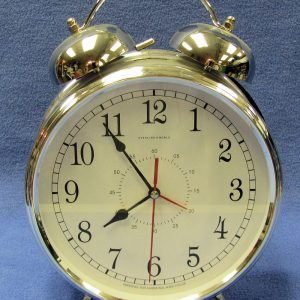 Giant Novelty Alarm Clock