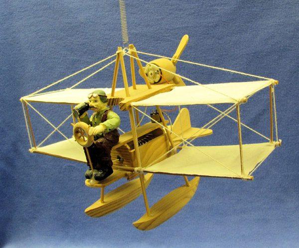 Hanging Motion Bi-Plane Novelty-2