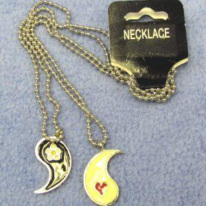 Metal Best Friends Necklaces